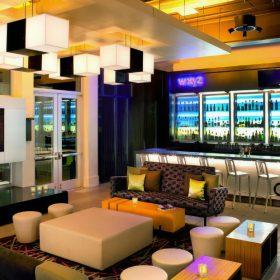 Aloft - Phildaelphia - bar