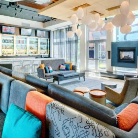 Aloft_Lexington - Bar