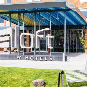 Aloft_Lexington - Exterior