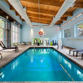 Aloft_Lexington - Pool