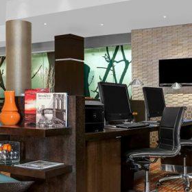 Courtyard New York Business Center