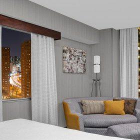 Courtyard New York King Guestroom 2