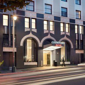 Courtyard San Francisco Exterior