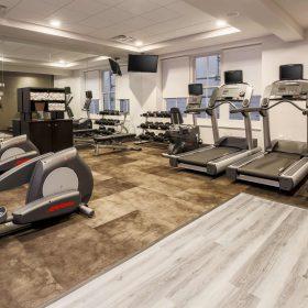 Courtyard San Francisco Fitness Center