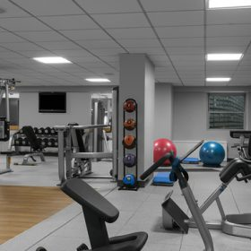 Doubletree New York Fitness Center
