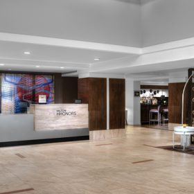 Doubletree New York Lobby