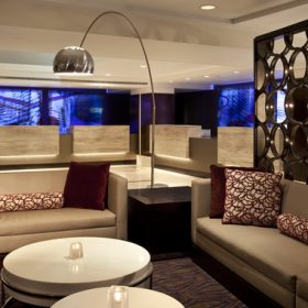 Doubletree New York Seating Area