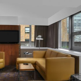 Doubletree New York Suite