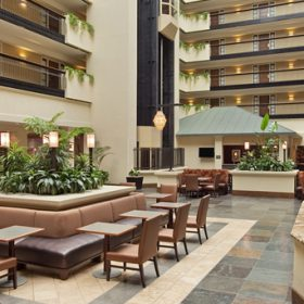 Embassy Suites Columbus Atrium