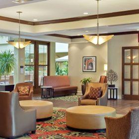 Embassy Suites Columbus Lobby
