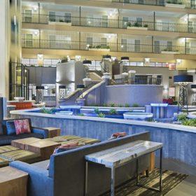 Embassy Suites Downey Atrium