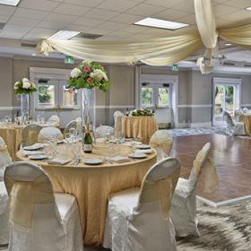 Embassy Suites Downey Ballroom