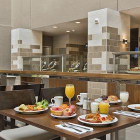Embassy Suites Downey Breakfast