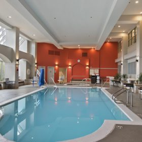 Embassy Suites Downey Pool