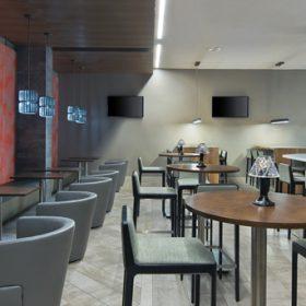 Embassy Suites Downey Restaurant 2