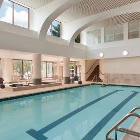 Embassy Suites Waltham Pool