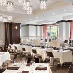 Embassy Suites Waltham Restaurant