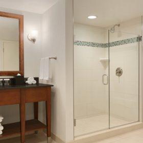 Embassy Suites Waltham Suite Bathroom