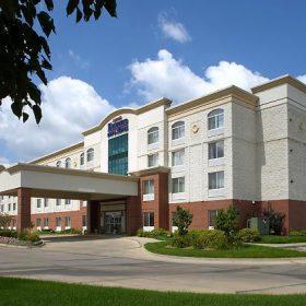 Fairfield Inn Des Moines Exterior