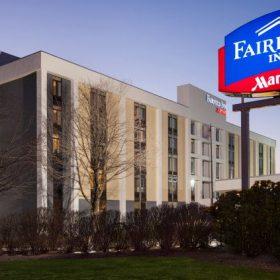 Fairfield Inn East Rutherford Exterior