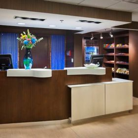 Fairfield Inn East Rutherford Front Desk