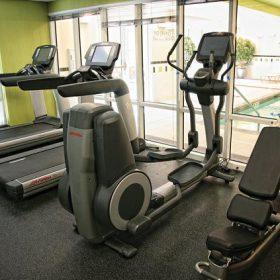 Fairfield Inn Jonesboro Fitness Center