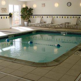 Fairfield Inn Jonesboro Pool