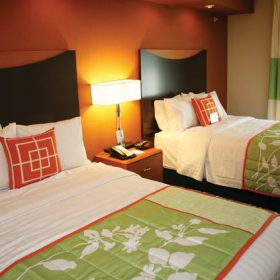 Fairfield Inn Jonesboro Queen