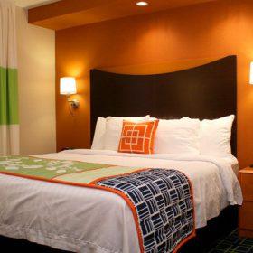 Fairfield Inn Jonesboro Suite 2