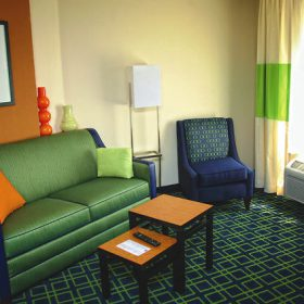 Fairfield Inn Jonesboro Suite