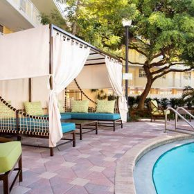 Fairfield Inn Key West Cabanas