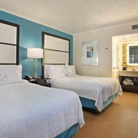 Fairfield Inn Key West Front DBL Room