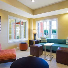Fairfield Inn Key West Lobby