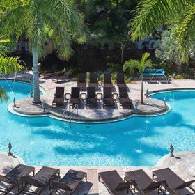 Fairfield Inn Key West Pool
