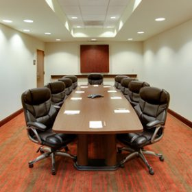 Hampton Inn Garden City Meeting Space