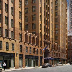 Hilton Boston Exterior