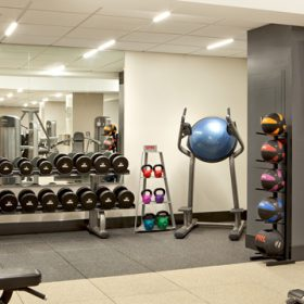 Hilton Boston Fitness Center 2