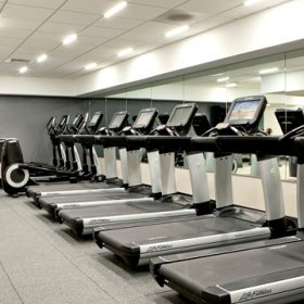 Hilton Boston Fitness Center