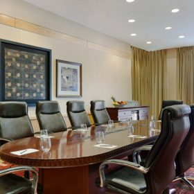 Hilton Burlington Boardroom