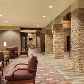 Hilton Burlington Lobby