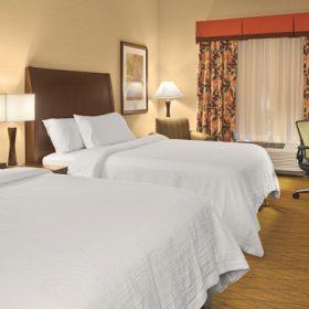 Hilton Garden Inn Akron DBL Queen