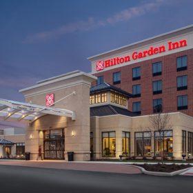 Hilton Garden Inn Akron Exterior