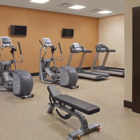 Hilton Garden Inn Akron Fitness Center
