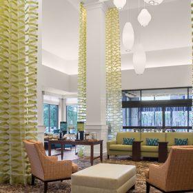 Hilton Garden Inn Akron Lobby 2