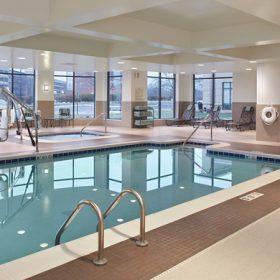 Hilton Garden Inn Akron Pool