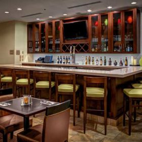Join friends, families and co-workers for a variety of drinks and food served nightly in the restaurant bar. After a day of working visit our friendly staff for a meal or just a drink and a snack. We are sure to have a selection to suit every taste.