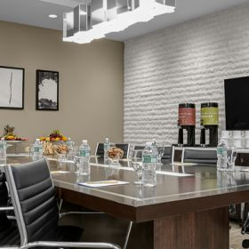 Hilton Garden Inn New York boardroom