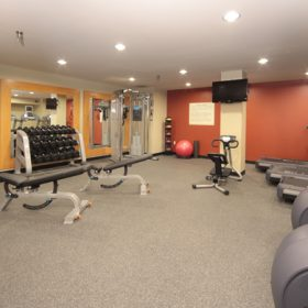 Hilton Garden Inn Pittsburgh Fitness Center
