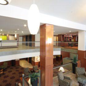 Hilton Garden Inn Pittsburgh Lobby 2