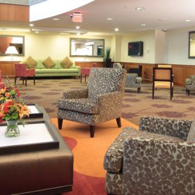 Hilton Garden Inn Pittsburgh Lobby